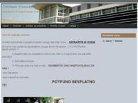 Frontpage screenshot for site: Trebam Ponudu (http://www.trebamponudu.webs.com)