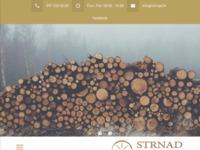 Slika naslovnice sjedišta: Kolarsko-stolarski obrt Strnad (http://www.strnad.com.hr/)