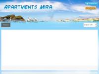 Slika naslovnice sjedišta: Apartman i Sobe  Mira (http://www.apartmani-zadar.com.hr/)
