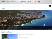 Slika naslovnice sjedišta: Apartmani Evica Crikvenica (http://www.crikvenica-apartmani.info/)