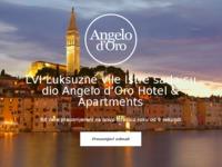 Slika naslovnice sjedišta: Luksuzne vile Istre (http://www.lvi.hr)