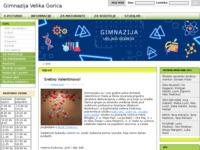 Slika naslovnice sjedišta: Gimnazija Velika Gorica (http://www.gimnazija-velika-gorica.skole.hr/)