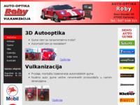 Slika naslovnice sjedišta: Autooptika Roby (http://www.autooptika-roby.hr)