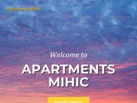 Slika naslovnice sjedišta: Apartmani Mihić (http://www.apartmani-mihic.hr)