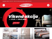 Slika naslovnice sjedišta: Ambyenta (http://www.ambyenta.hr)