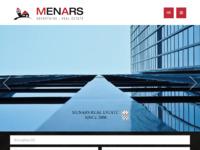 Frontpage screenshot for site: Men-ars d.o.o. (http://www.men-ars.hr)