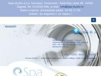 Slika naslovnice sjedišta: Spa studio saune i bazeni (http://spa-studio.hr/)