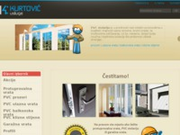 Slika naslovnice sjedišta: Kurtović usluge (http://www.kurtovic-usluge.hr)