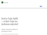 Slika naslovnice sjedišta: Kuća čaja Split (http://www.kucacaja-split.hr/)