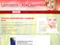 Frontpage screenshot for site: Kozmetika iz Kine (http://www.kozmetika.savjeti.com)