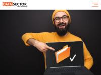 Slika naslovnice sjedišta: Spašavanje podataka - DataSector d.o.o. (http://www.datasector.hr)