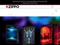 Slika naslovnice sjedišta: Zippo - Zippo.hr (http://www.zippo.hr)