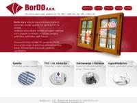 Slika naslovnice sjedišta: BorDO d.o.o. (http://www.bordo.hr/)