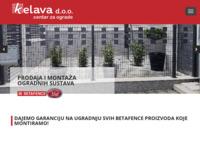 Slika naslovnice sjedišta: Centar za ograde (http://kelava.com.hr)