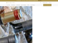 Frontpage screenshot for site: Milenij Hoteli (http://www.milenijhoteli.hr)