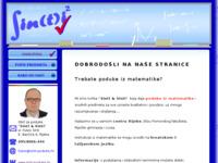 Slika naslovnice sjedišta: Online igre za razbibrigu (http://www.sinti-poduke.hr)