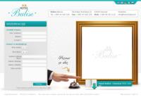 Frontpage screenshot for site: Hotel Balise - smještaj u Daruvaru (http://www.hotel-balise.hr)