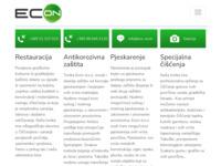 Slika naslovnice sjedišta: Econ sustavi (http://www.econ-sustavi.hr/)