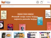 Frontpage screenshot for site: Hrvatske knjige (http://www.skorpion.hr)