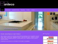 Slika naslovnice sjedišta: Ardeco (http://www.ardeco.com.hr)