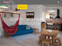 Slika naslovnice sjedišta: Radman Adaptacije (http://www.adaptacija.hr)