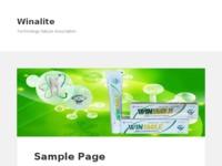 Slika naslovnice sjedišta: Winalite.Hr (http://winalite.hr)