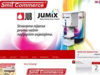 Slika naslovnice sjedišta: Smit Commerce (http://www.smit-commerce.hr)