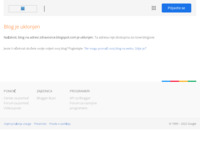 Frontpage screenshot for site: Zdravo srce (http://zdravosrce.blogspot.com)