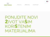 Slika naslovnice sjedišta: Neo Eco (http://www.neo-eco.hr)