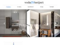 Slika naslovnice sjedišta: vodaINterijeri (http://voda-interijeri.com)