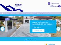 Slika naslovnice sjedišta: Dobrodošli na portal agencije za nekretnine Zdravko d.o.o. (http://www.zdravko.hr)