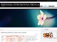 Slika naslovnice sjedišta: Srednja strukovna škola, Šibenik (http://www.strukovna.hr)