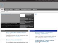 Frontpage screenshot for site: Hotelijer.hr (http://www.hotelijer.hr)
