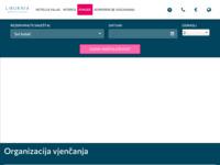 Slika naslovnice sjedišta: Vjenčanja Opatija (http://www.vjencanja-opatija.com)