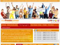 Slika naslovnice sjedišta: Pripreme za državnu maturu (http://www.presto.hr/pripreme-za-drzavnu-maturu/index.html)