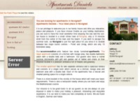 Frontpage screenshot for site: Daniela apartmani u Novigradu - privatni smještaj Novigrad, Istra, Hrvatska (http://www.apartmentsdanielanovigrad.com)