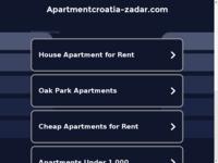 Slika naslovnice sjedišta: Apartman Zrilic (http://www.apartmentcroatia-zadar.com)