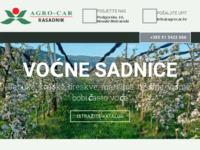 Slika naslovnice sjedišta: Rasadnik Agro-Car (http://www.agrocar.hr)