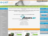 Slika naslovnice sjedišta: Kolekt.hr rasvjeta (http://www.kolekt.hr)