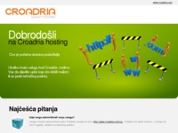 "Frontpage screenshot for site: Lovacko preparatorski atelje i trgovina ""Albert"" (http://www.ateljealbert.hr)"