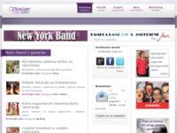 Frontpage screenshot for site: Vjenčanje sa stilom (http://www.vjencanjesastilom.com/)