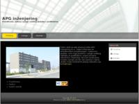Slika naslovnice sjedišta: APG inženjering d.o.o. Arhitektonsko projektiranje i usluge sudskog vještaka (http://www.apg-inzenjering.hr)