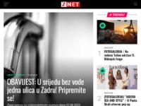Slika naslovnice sjedišta: ZNET.hr (http://www.znet.hr)