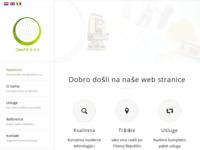 Slika naslovnice sjedišta: Geodetski ured Lovran, Istra, Kvarner (http://www.geodet-lovran.com)