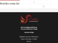 Slika naslovnice sjedišta: Feniks - obrt za proizvodnju gumene, gumeno-metalne i plastične galanterije (http://www.feniks.com.hr)