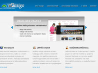 Slika naslovnice sjedišta: dDesign - informatičke djelatnosti (http://www.d-design.hr)
