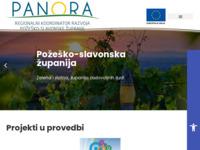 Slika naslovnice sjedišta: Regionalna Razvojna Agencija Požeško-slavonske županije (http://www.panora.hr)
