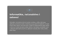 Frontpage screenshot for site: Ucionica.hr Materijali za učenje (http://www.ucionica.hr/)