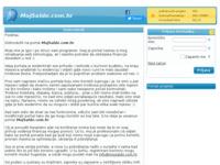 Slika naslovnice sjedišta: Moj saldo - praćenje obiteljskih financija (http://mojsaldo.com.hr)