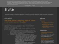 Slika naslovnice sjedišta: Sigurnost kvarta u kojem živite (http://sigurnosusjedstvo.blogspot.com)